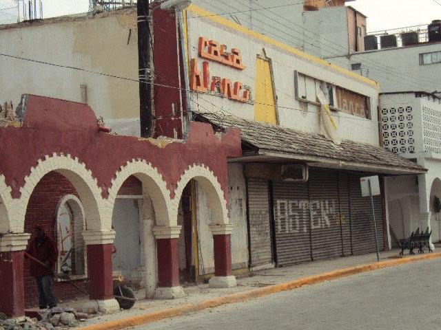 Adiós a la Zona Rosa de Reynosa